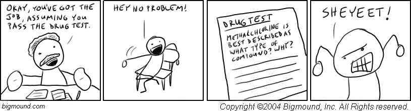 Pass the Drug Test