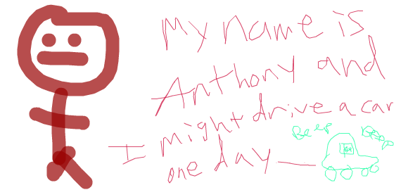 My Name is Anthony