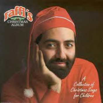 Raffi's Christmas Album Cover