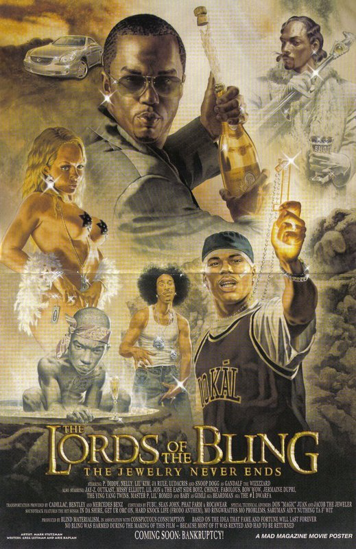 Lords of the Bling: The Jewelry Never Ends