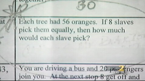 Racist Math Question