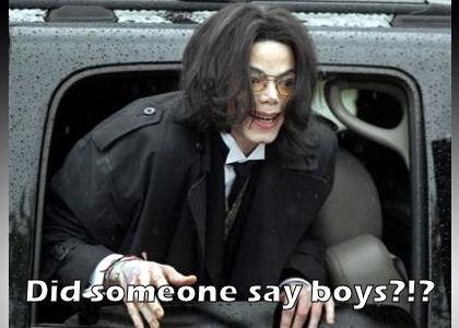 Did Someone Say Boys?!?