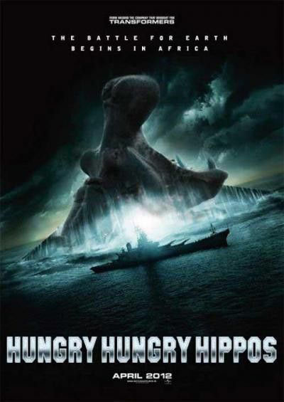 Hungry Hungry Hippos the Movie