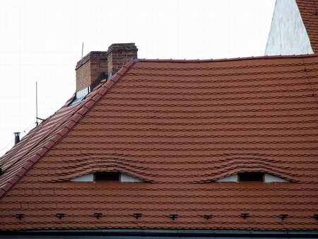 I C Wut U Did Thar Building