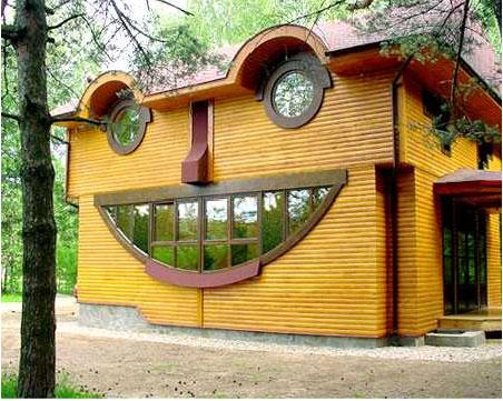 Smiling Building