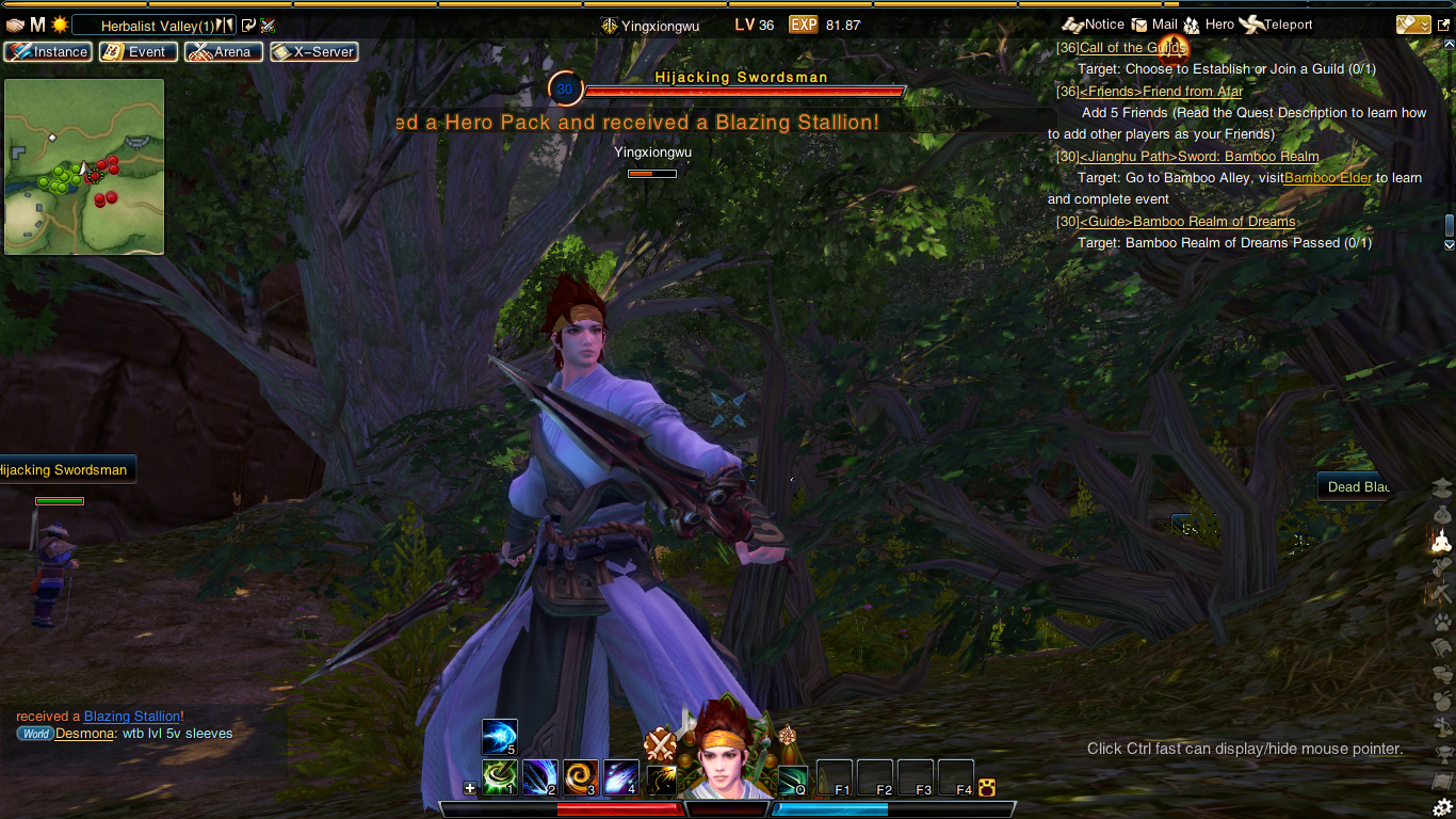 swordsman online  pc  review