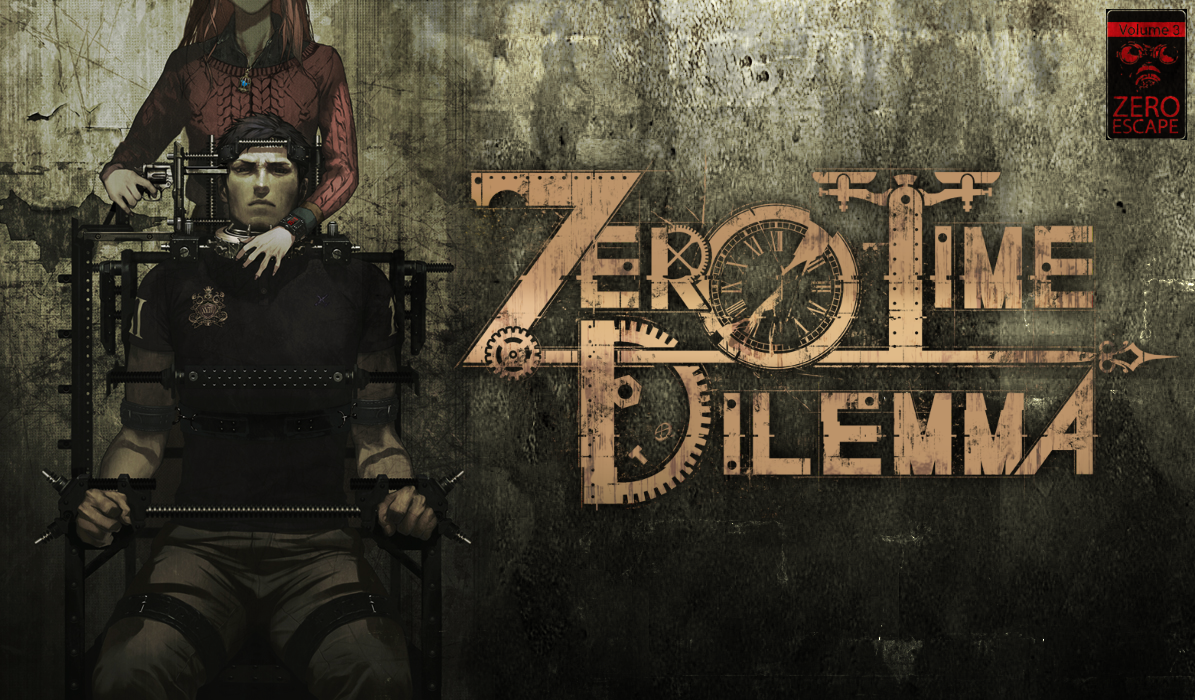 Zero Time Dilemma Title Pic