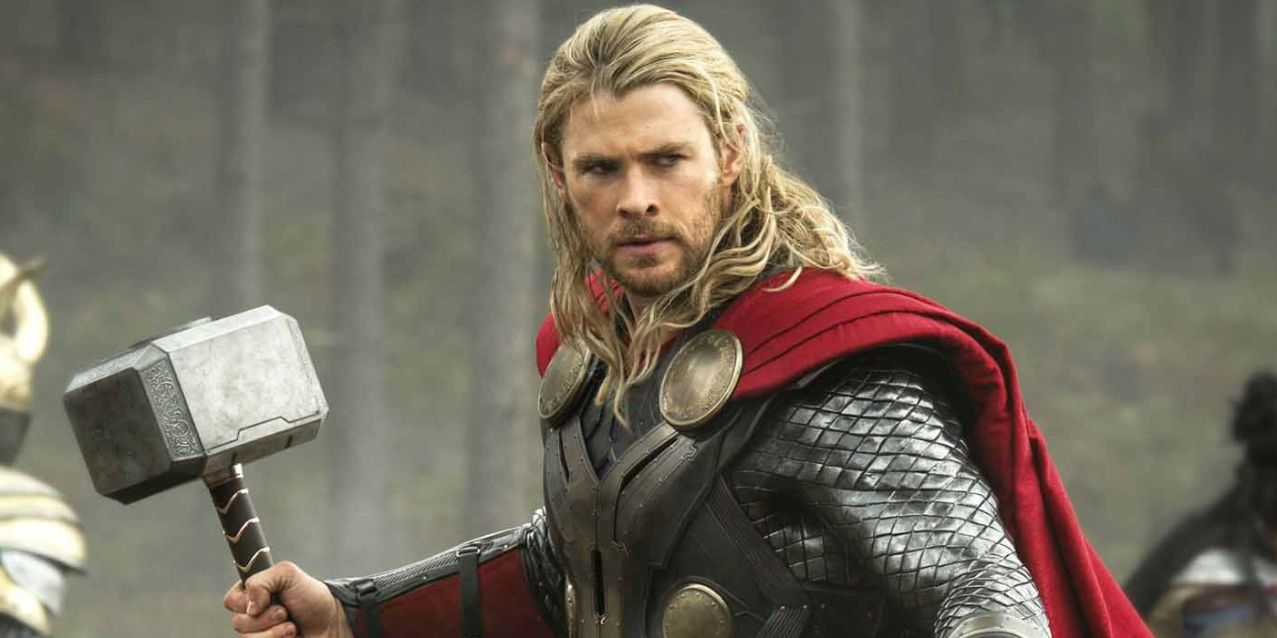 As inevitable as me mentioning Thor in this article.